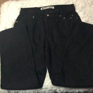 Harley Davidson motorcycle jeans size 12